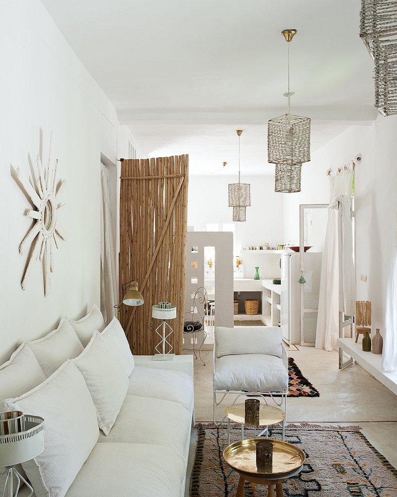 Villa de particulier, Marrakech