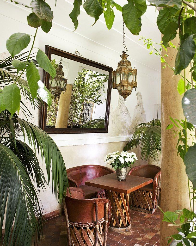 Riad de particulier, Marrakech
