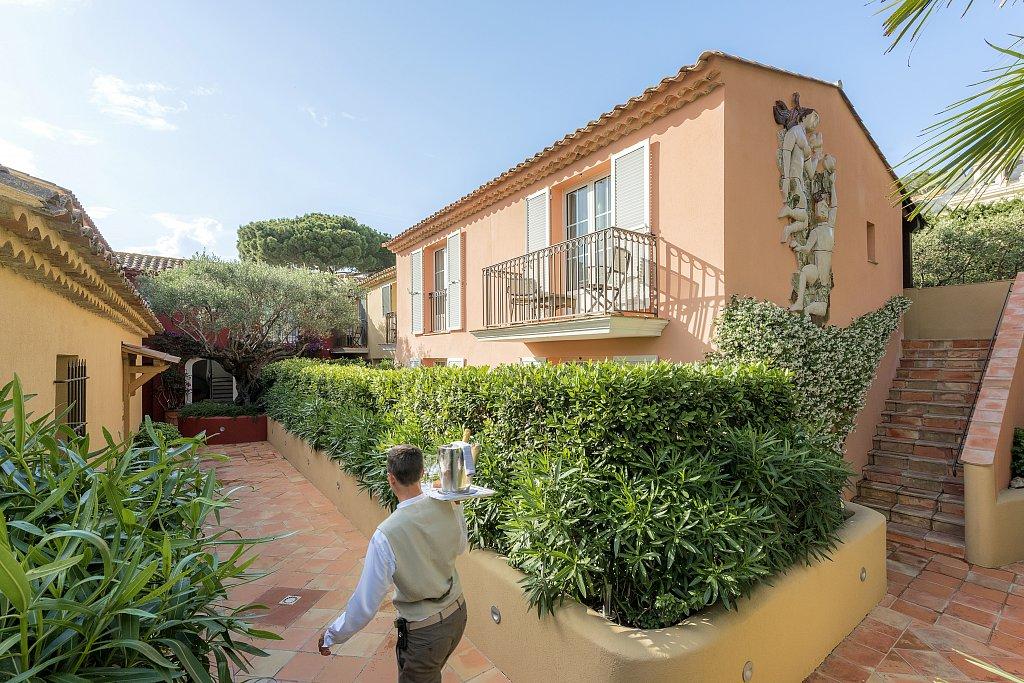Hotel LE BYBLOS, Saint-Tropez FRANCE
