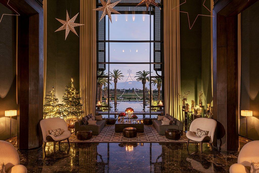 Hotel FAIRMONT ROYAL PALM, Marrakech MAROC